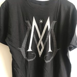Harry Potter Ministry of Magic Shirt Large Black